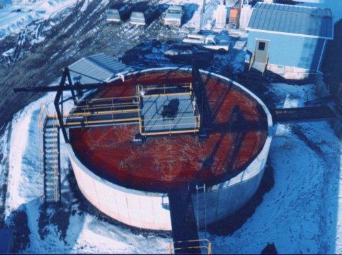 Acid Mine Drainage Treatment Systems